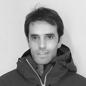 Instructor Pedro Urieta Puig